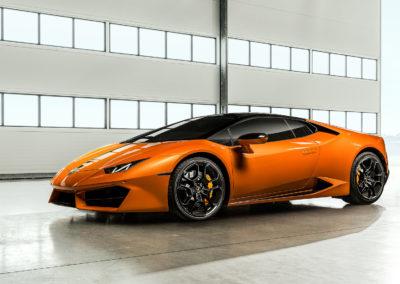 Lamborghini Huracan - Hangar