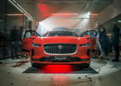Motorpool - Lansering av Jaguar iPace